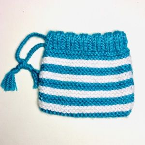 Etsy, Knitted Wristlet/pouch Multipurpose NWOT